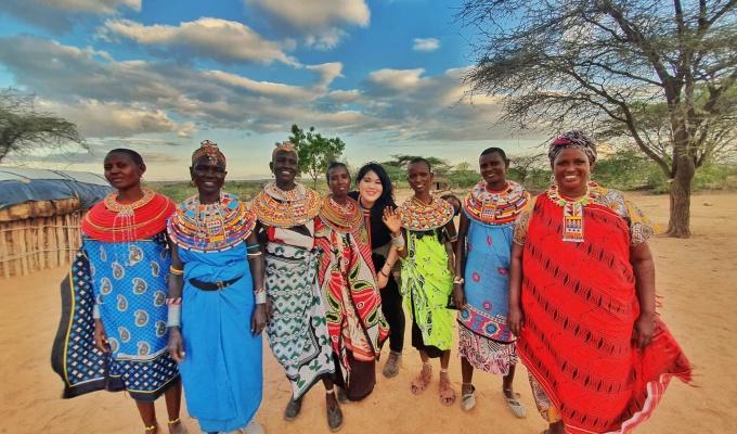 Umoja: the Kenyan village for female survivors of gender-basedviolence