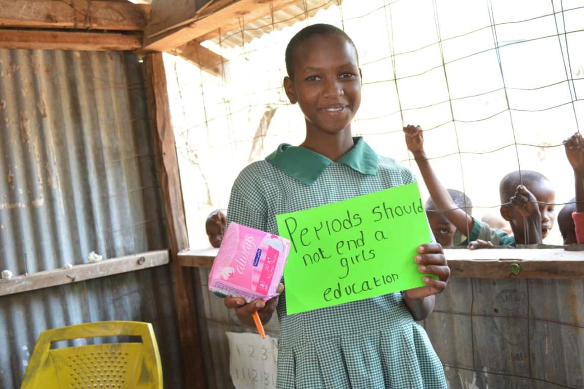 Guest post: COVID-19 to blame for teenage pregnancy and sex for sanitary pads in Kenya